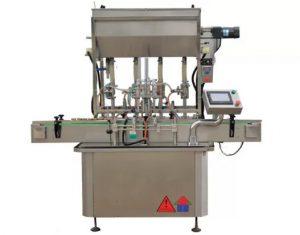 CE стандарт Sauce Paste лонхны дүүргэлт машин