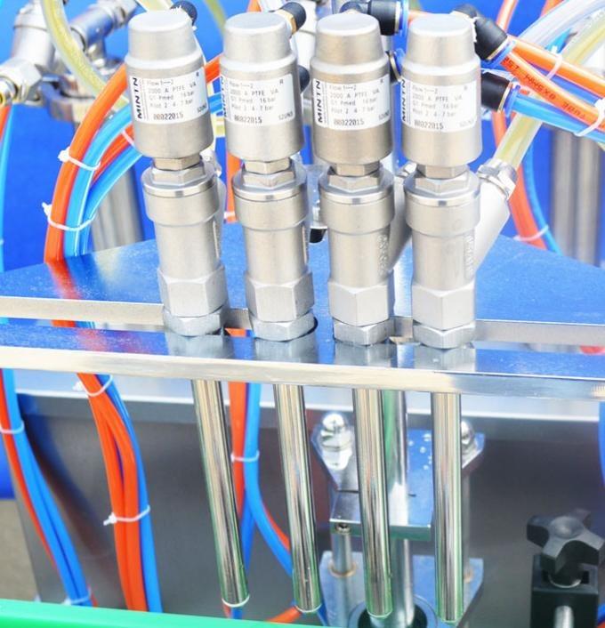 Шилэн лонхны автомат шингэн дүүргэлт машин
