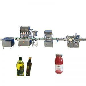 PLC хяналтын чухал тос дүүргэлт машин