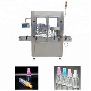 PLC хяналтын систем Үнэртэй ус дүүргэх машин