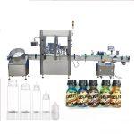 Servo мотор дусаагуур савыг дүүргэх машин, мэдрэгчтэй дэлгэцийг удирдах Үнэртэй ус нэвтрүүлэх машин